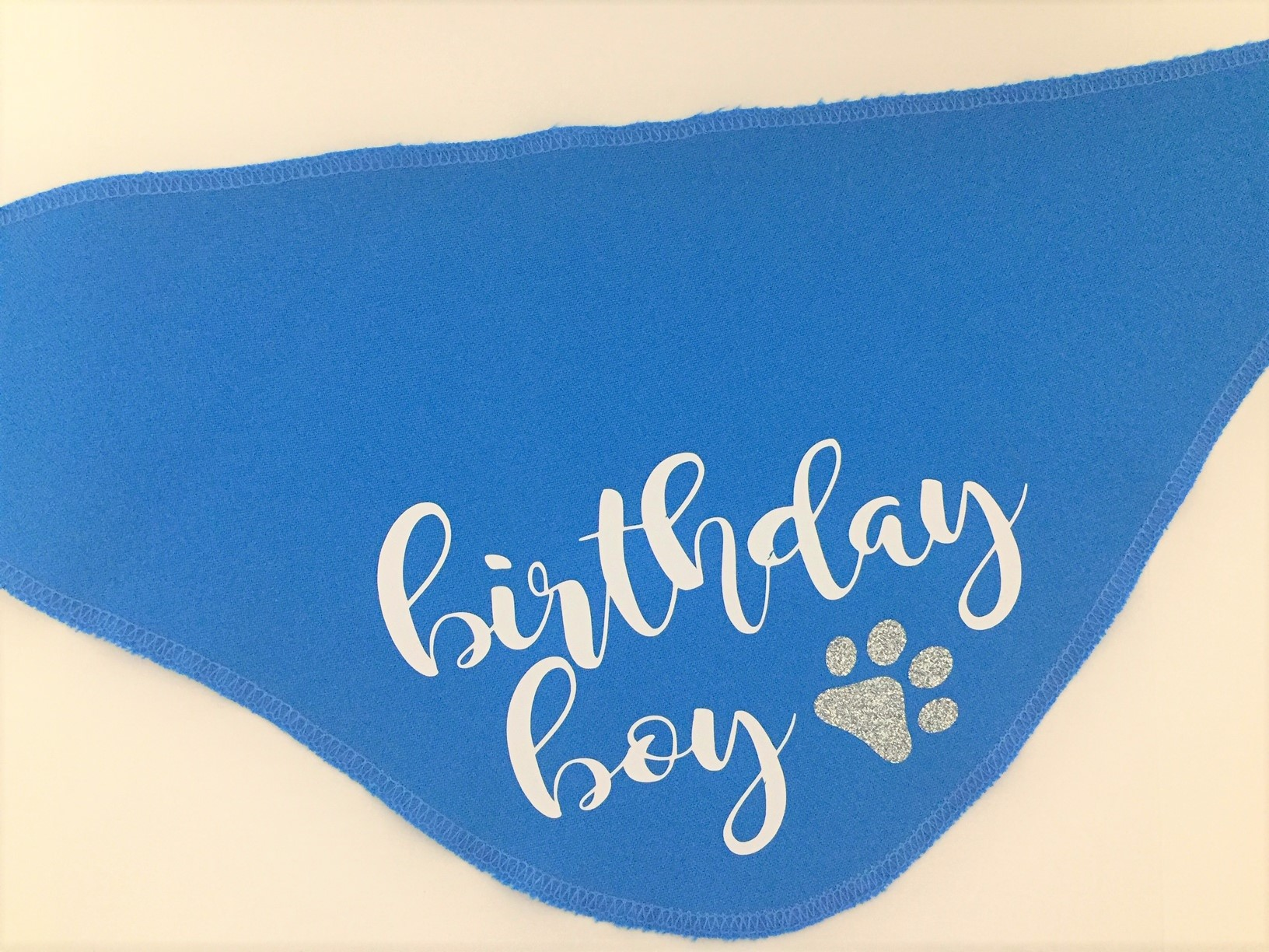 Birthday Boy Azul