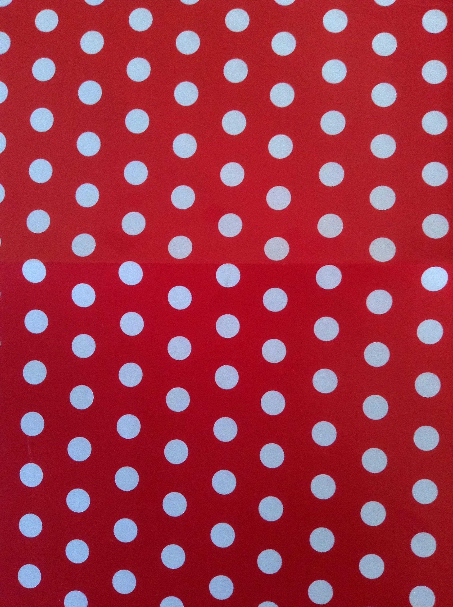 Polka rojo