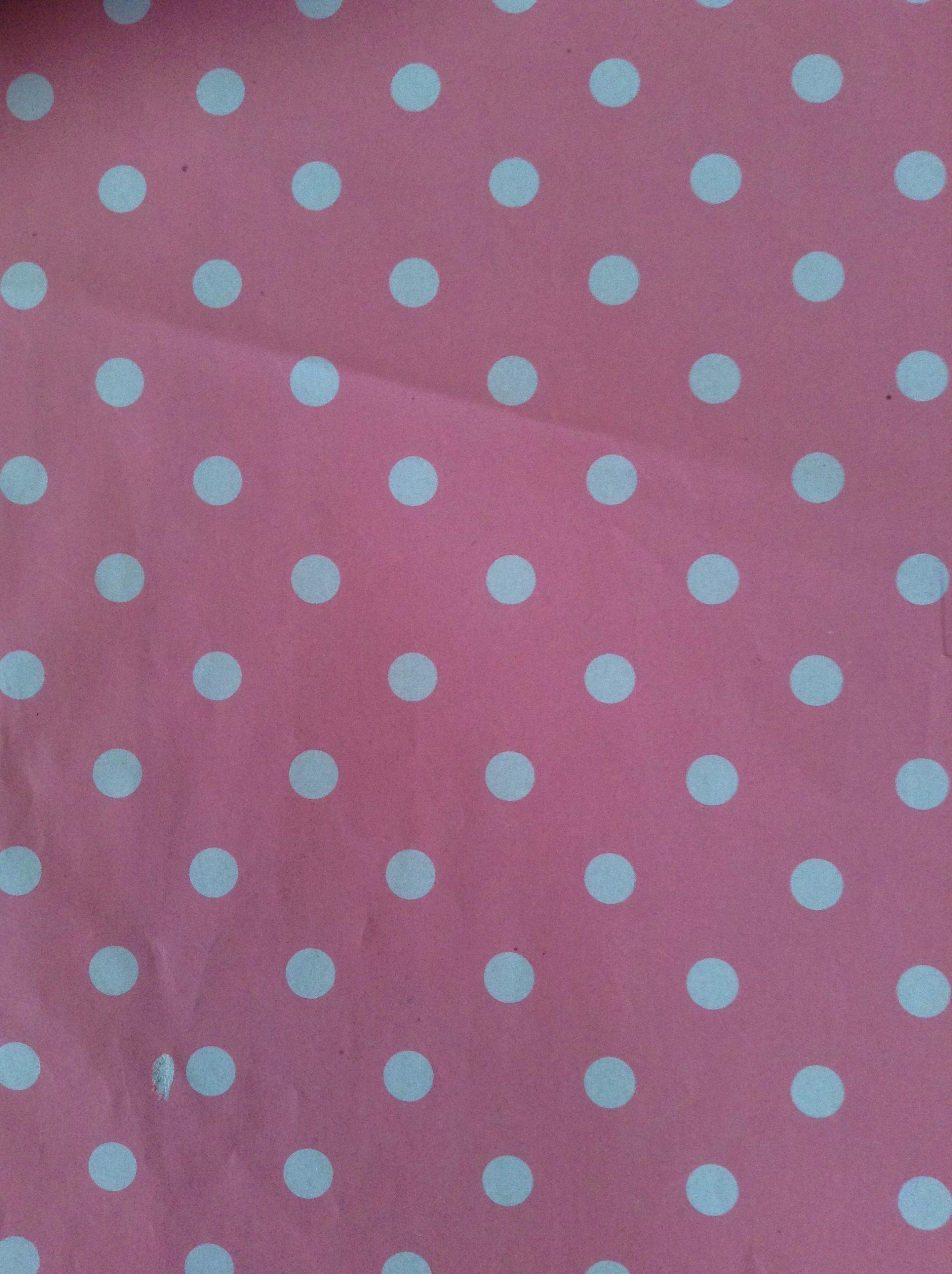 Polka rosado