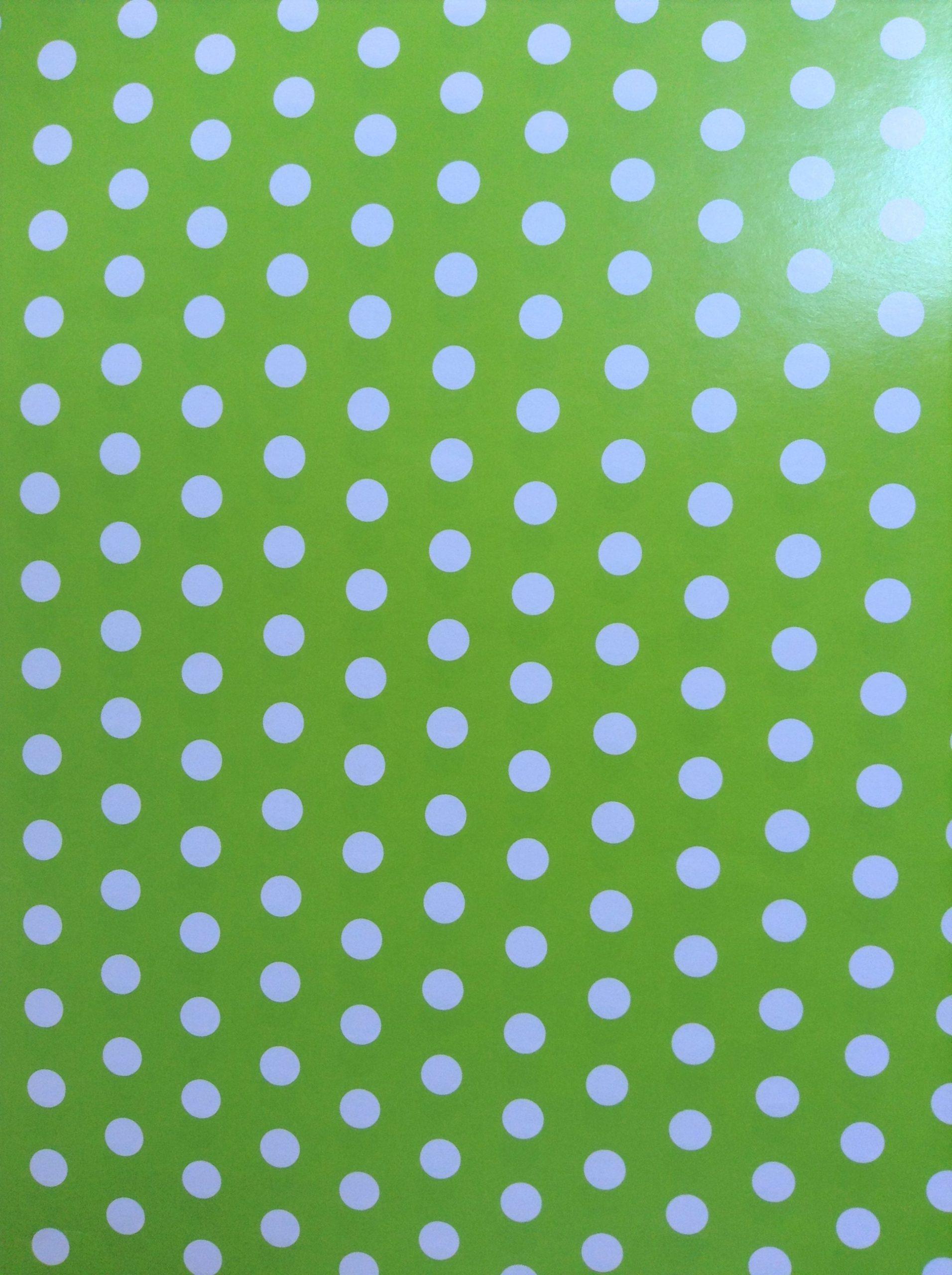 Polka verde