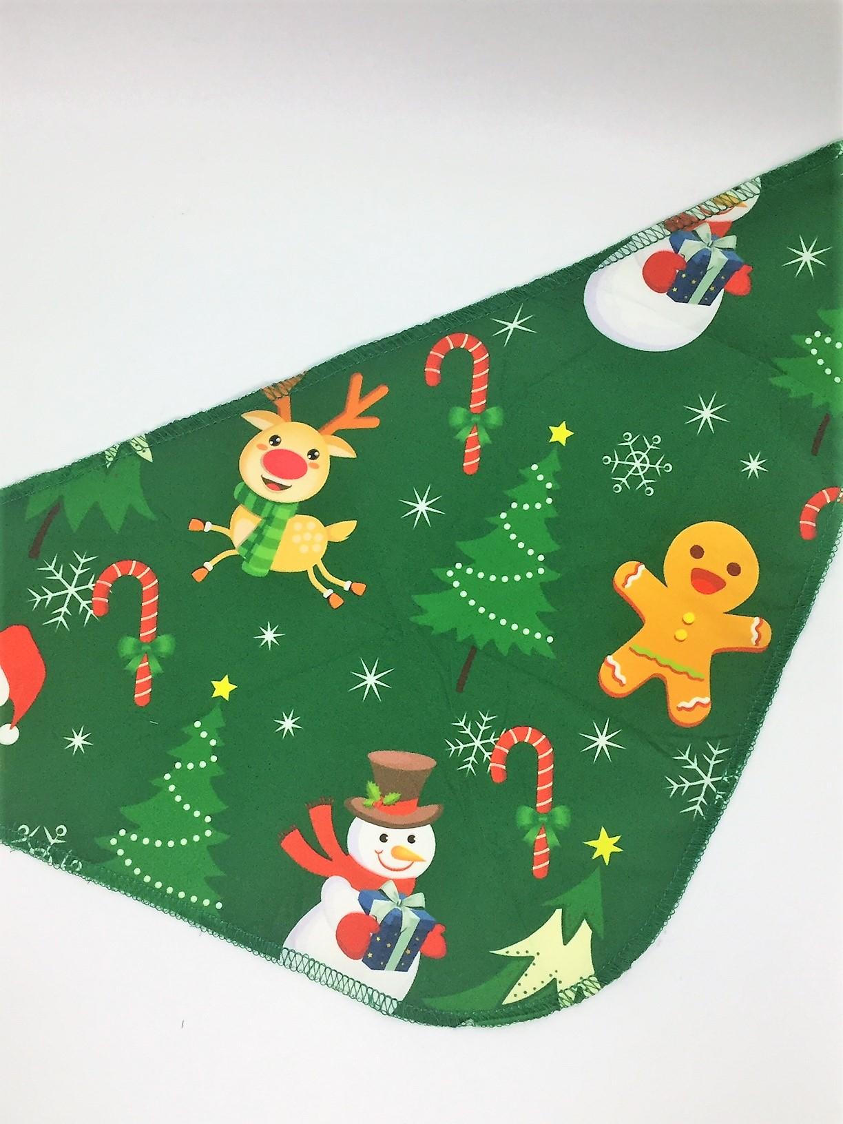 Verde navideña (Talla S, M y L)