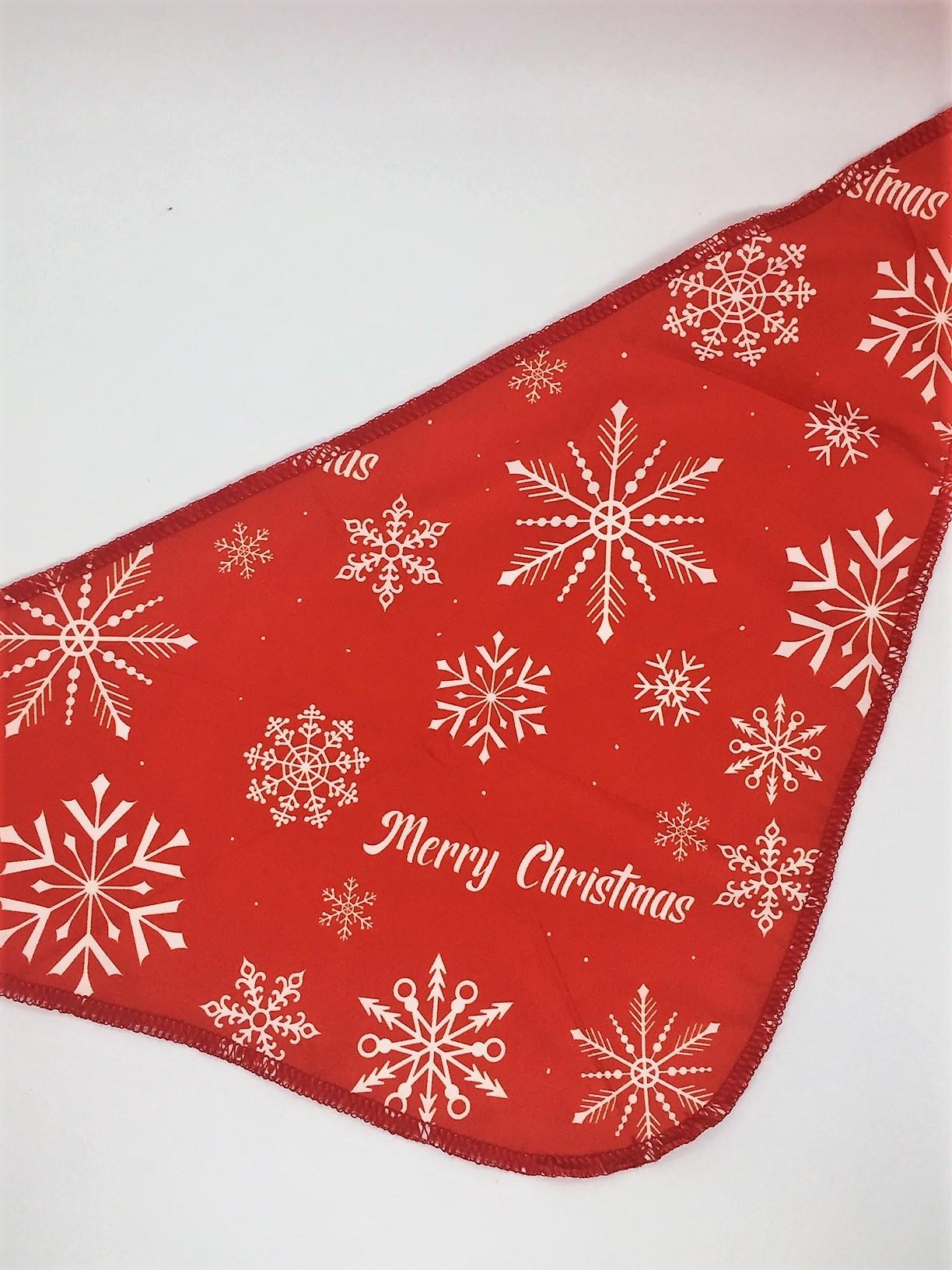 Roja navideña (Talla S, M y L)