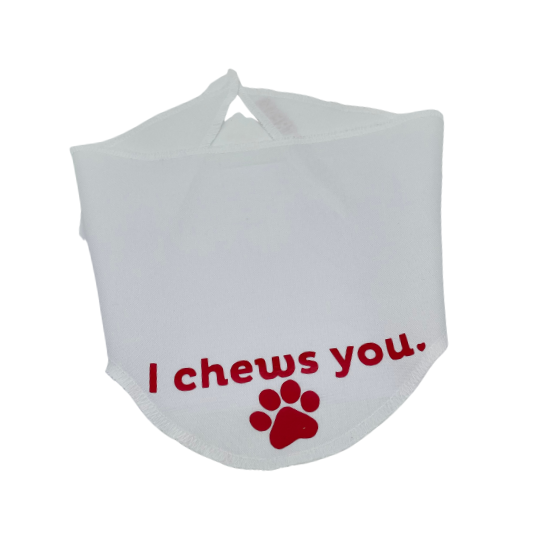 ROJA ¨I chews you¨